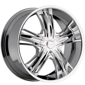 Incubus Alloys 509 Banshee Chrome