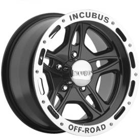 Incubus Alloys 511 Gloss Black Machined