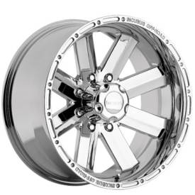 Incubus Alloys 518 Recoil Chrome