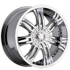Incubus Alloys 523 Overlord Chrome