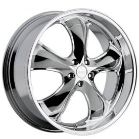 Incubus Alloys 705 Shylock Chrome