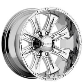 Incubus Alloys 714 Brawn 8 Chrome