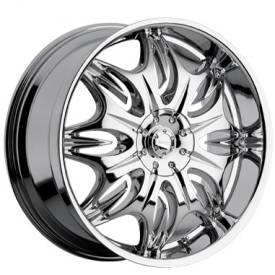Incubus Alloys 716 Jinx Chrome