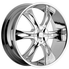 Incubus Alloys 763 Nemesis Chrome