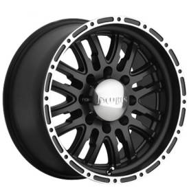 Incubus Alloys 768 Supernatural Flat Black