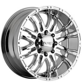 Incubus Alloys 768 Supernatural Chrome