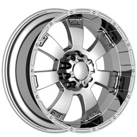 Incubus Alloys 815 Krawler Chrome