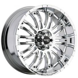 Incubus Alloys 817 Hondo Chrome
