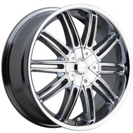 Incubus Alloys 821 Prisa Chrome