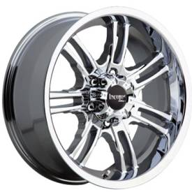 Incubus Alloys 825 Lotta Chrome