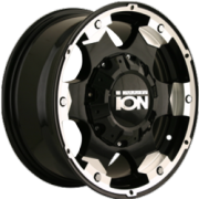 Ion Alloy 194 Black Machined