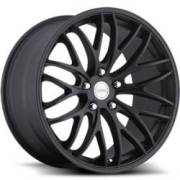 Katana GTM Matte Black Wheels