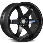 Katana K102A Matte Black Wheels