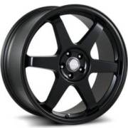 Katana K102 Matte Black Wheels