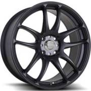Katana K125 Matte Black Wheels