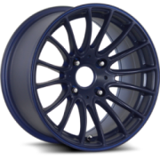 Katana K125 Blue Wheels