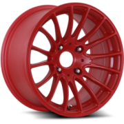 Katana K145 Red Wheels