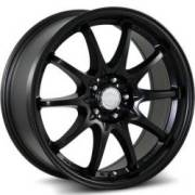 Katana K150 Matte Black Wheels