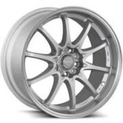 Katana K150 Matte Silver Wheels