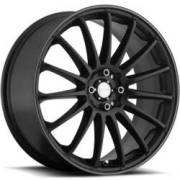 Katana K15 Matte Black Wheels