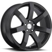 Katana KP7 Matte Black Wheels