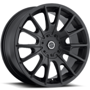 Katana KR07 Matte Black Wheels