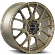 Katana KR13 Gloss Gold Wheels