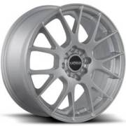 Katana KR13 Gloss Silver Wheels