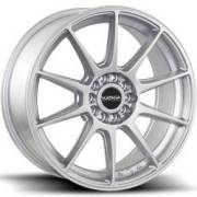 Katana KR14 Gloss Silver Wheels