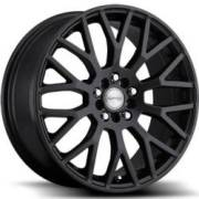 Katana KRM Matte Black Wheels