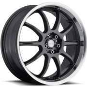 Katana KSD Gunmetal Machined Wheels