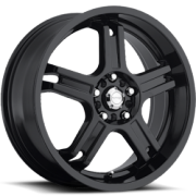 Katana RZ5 Gloss Black Wheels