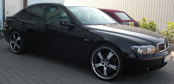 Keskin KT10 on BMW