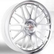 Keskin KT4 New Racer White Front Polished