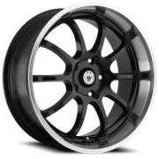 Konig Lightning Black