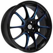 Konig Gloss Black Blue