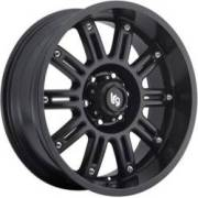 LRG 102 Matte Black