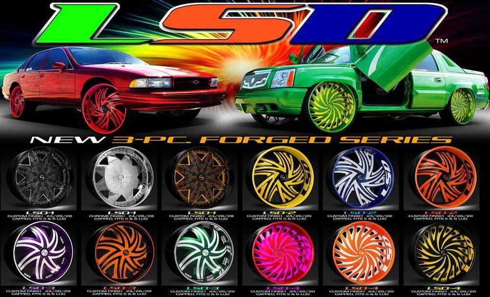LSD Wheels