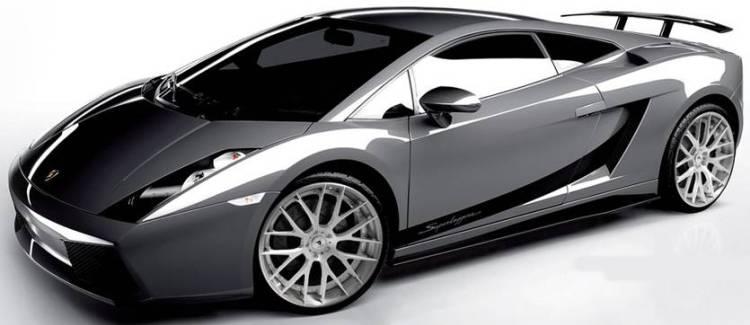 Adventus ARZ on Lamborghini Superleggera