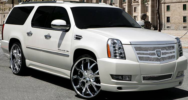 LEXANI BODY KITS FOR CADILLAC ESCALADE 2007 - UP