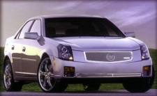 CADILLAC CTS WITH LX-6 & LEXANI GRILL KIT