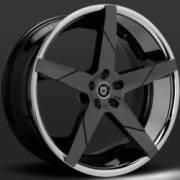Lexani Invictus-Z Grey & Black with SSL