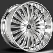 Lexani LF-734 Chrome Wheels