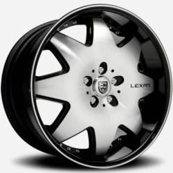Lexani LX-2 Machine Black