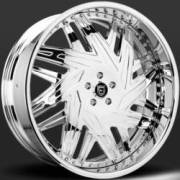 Lexani Leo LF-730 Chrome Wheels