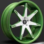 Lexani R-Fourteen Green White