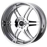 Lorenzo WL11 Chrome Wheels