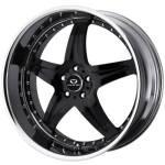 Lorenzo WL12 Black Wheels