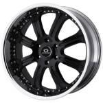 Lorenzo WL14 Black Wheels