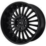 Lorenzo WL18 Black Wheels